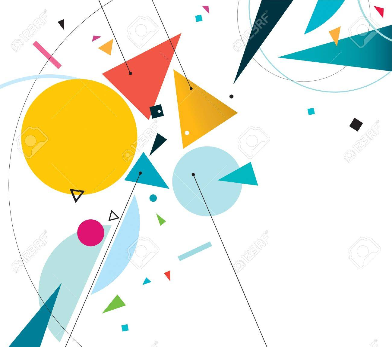 Vector illustration abstract background - 20274558