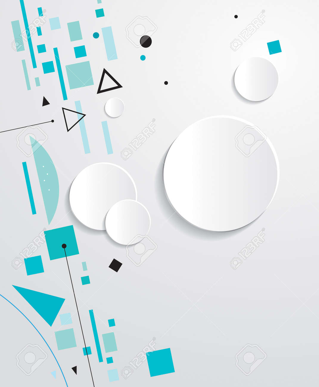Vector illustration abstract background - 20270201