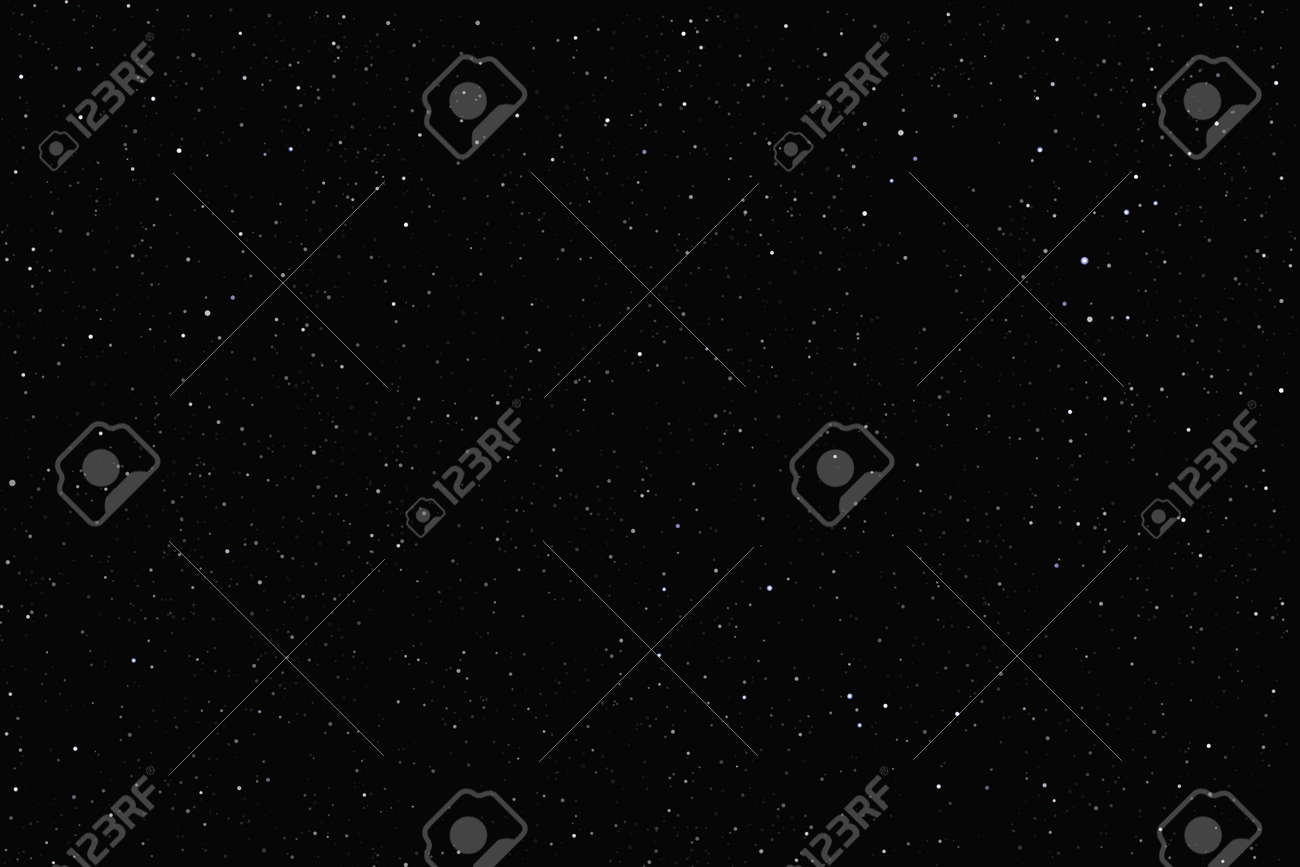 The vector illustration of the Star Field Stock Vector - 18560470