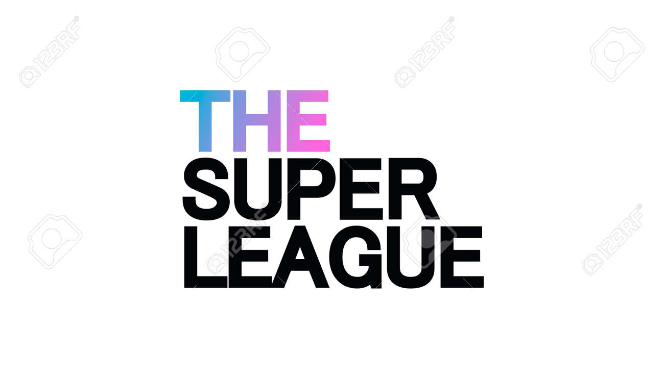 European Super League. Football tournament. - 170151545