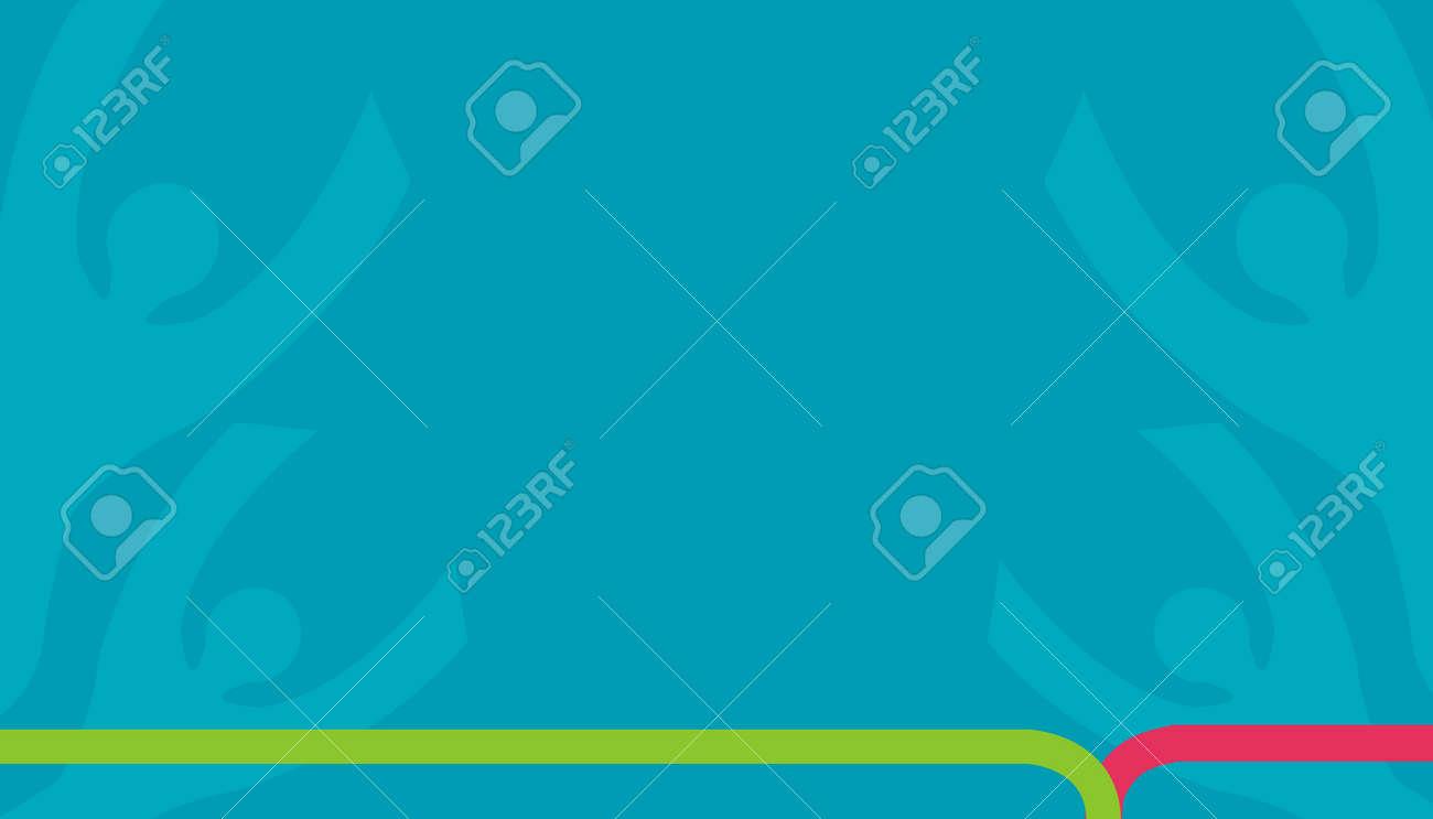 football match Sports concept tournament background. - 170287703