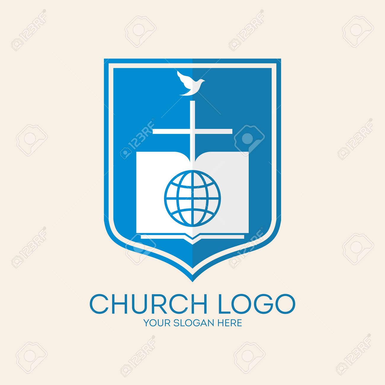 Church logo shield cross globe bible dove pages missions church logo shield cross globe bible dove pages missions thecheapjerseys Gallery