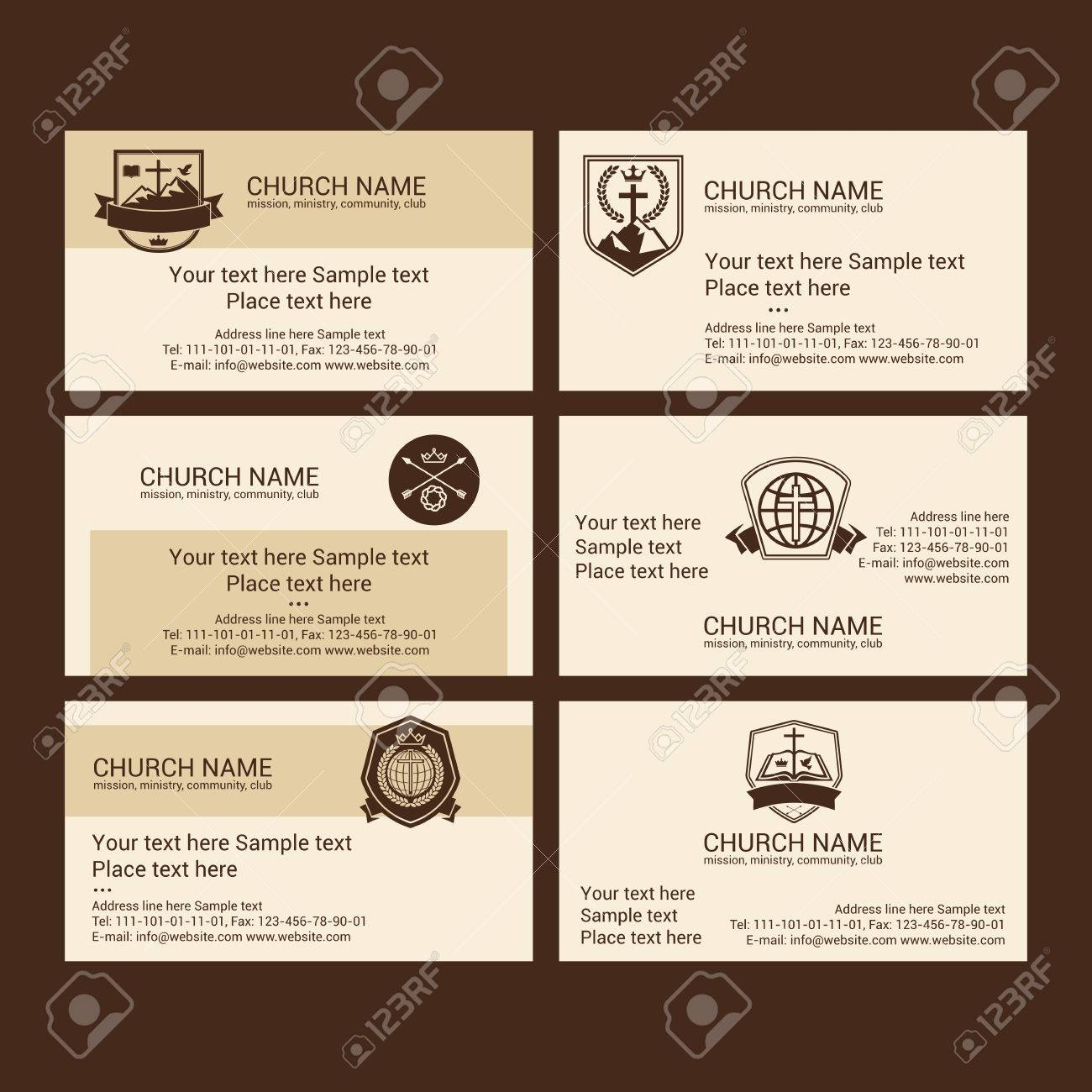 Set christian business cards for the church the ministry the set christian business cards for the church the ministry the club and the flashek Image collections
