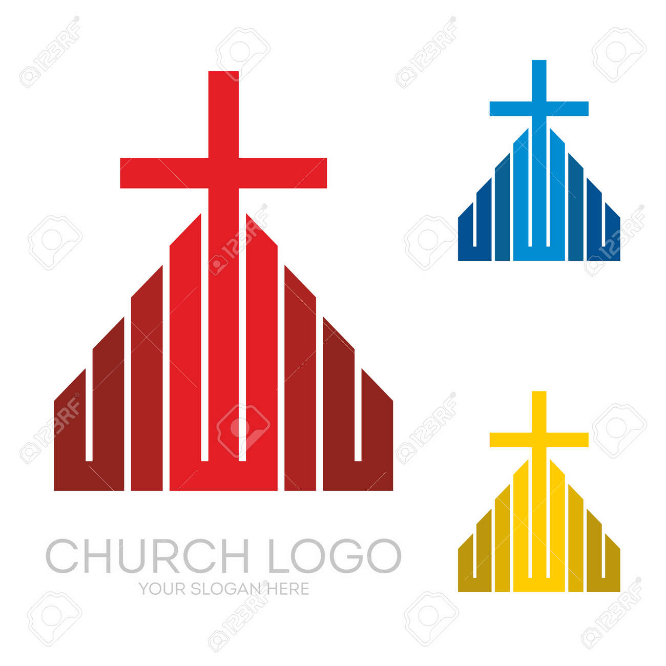 Christian symbols the altar and the cross of christ royalty free christian symbols the altar and the cross of christ stock vector 63839736 buycottarizona Image collections