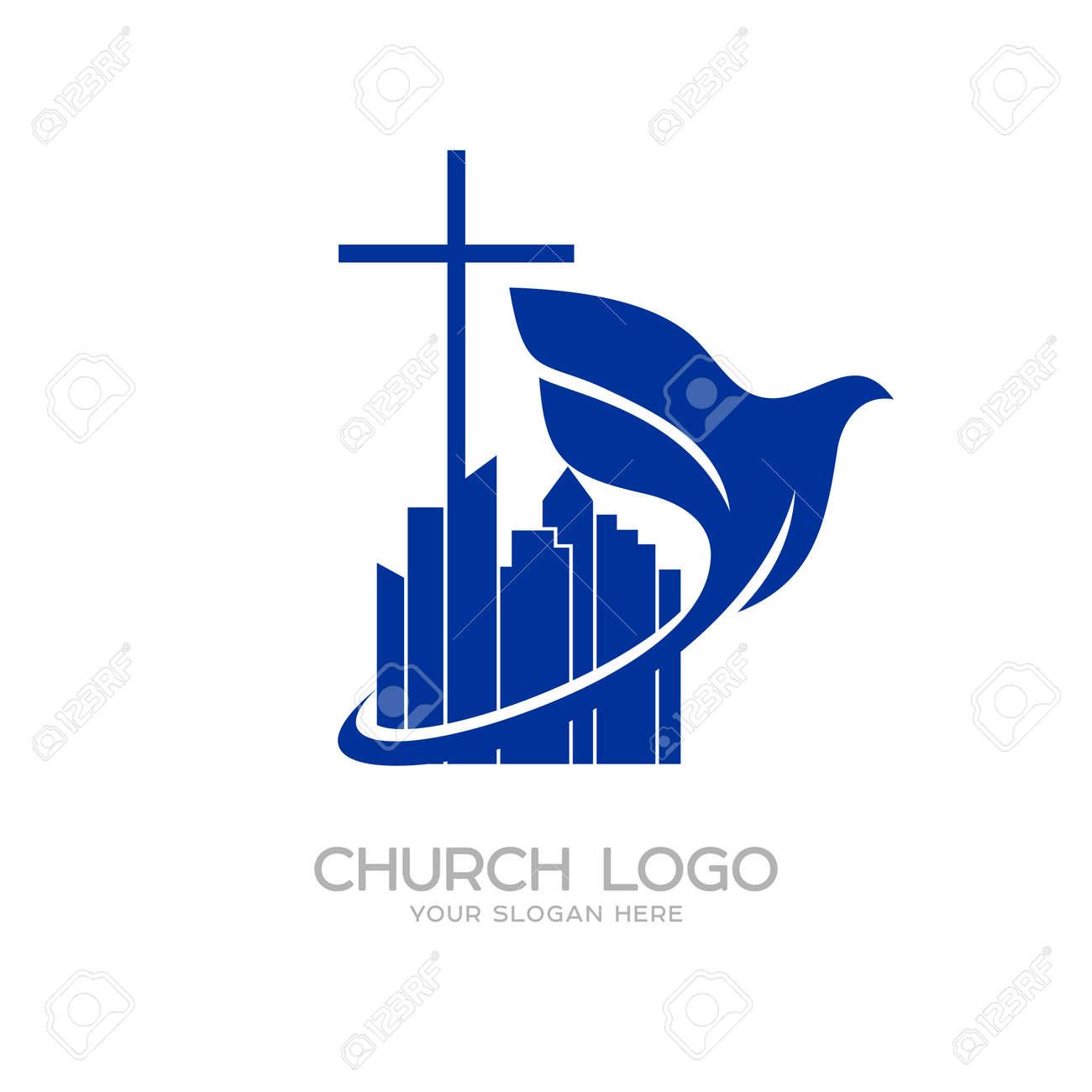 Church logo christian symbols the cross of jesus royalty free christian symbols the cross of jesus stock vector 83536116 buycottarizona