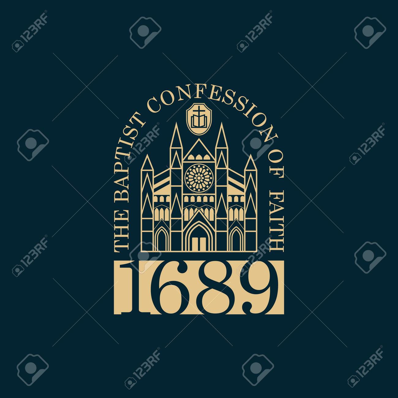 Reformed christian art. The 1689 Baptist Confession of Faith. - 166913170
