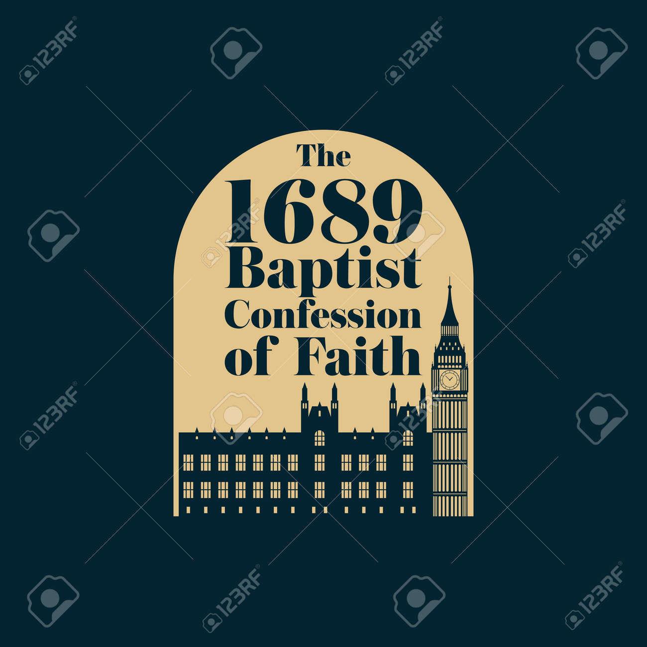 Reformed christian art. The 1689 Baptist Confession of Faith. - 166911203