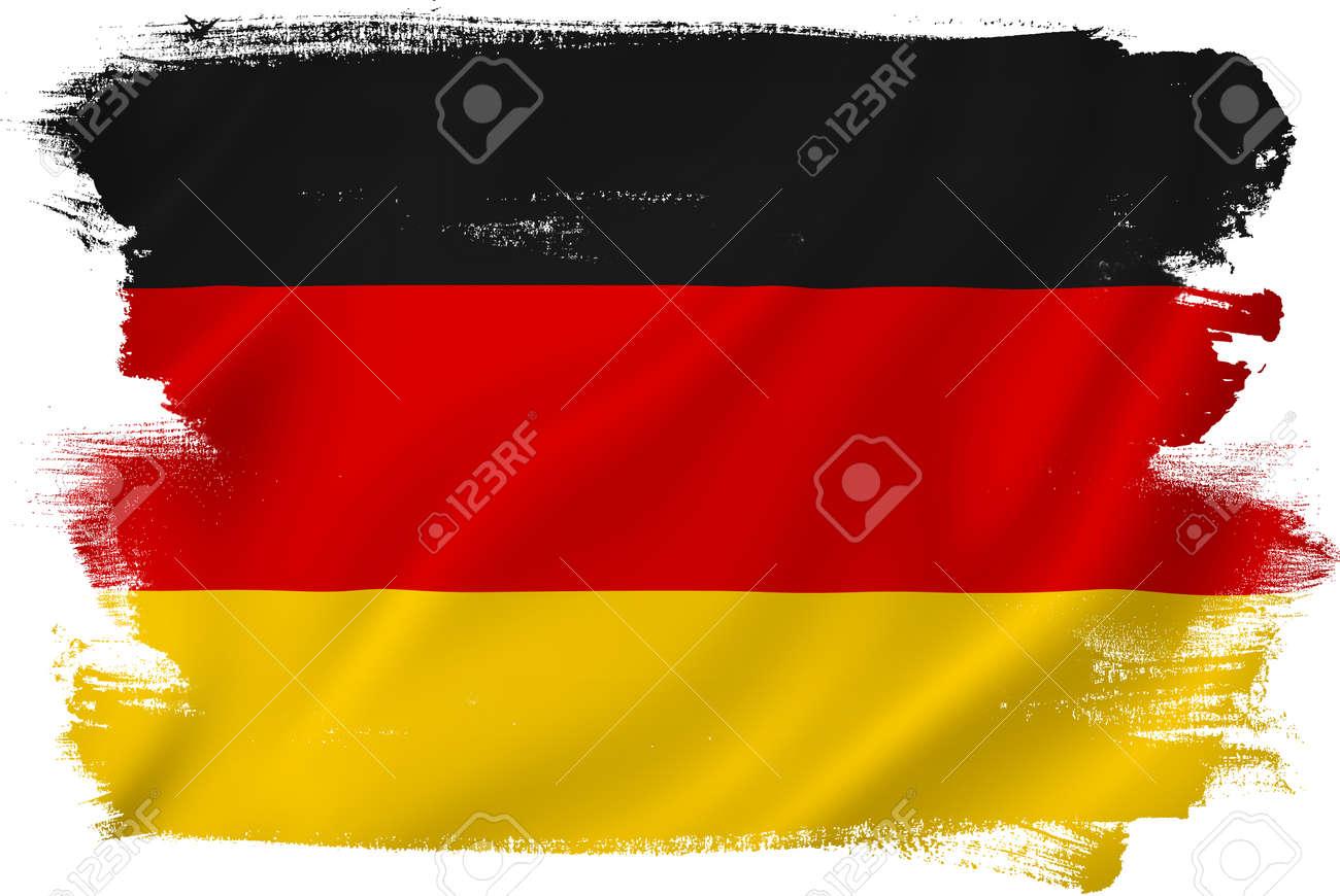 German flag - 31165846