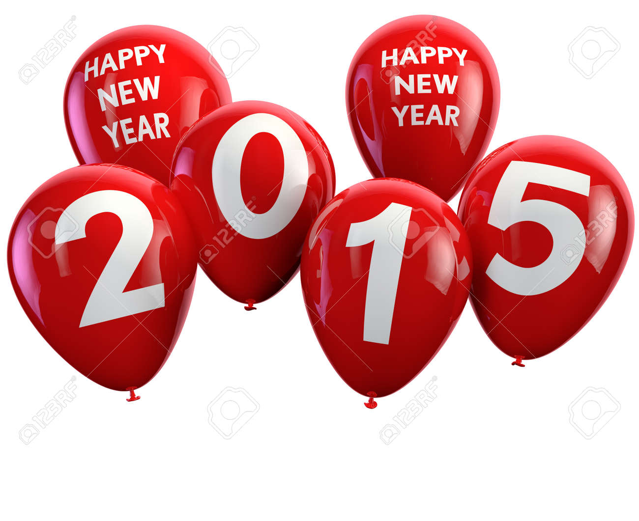 2015 happy new year greetings with red isolated balloons stock 2015 happy new year greetings with red isolated balloons stock photo 34368038 m4hsunfo