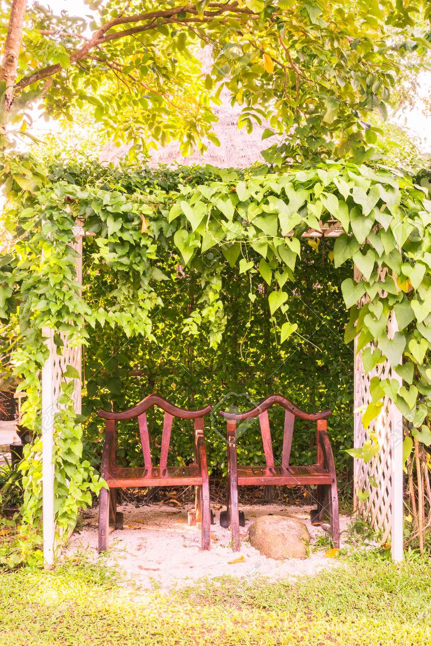 Baum Garten Schatten
