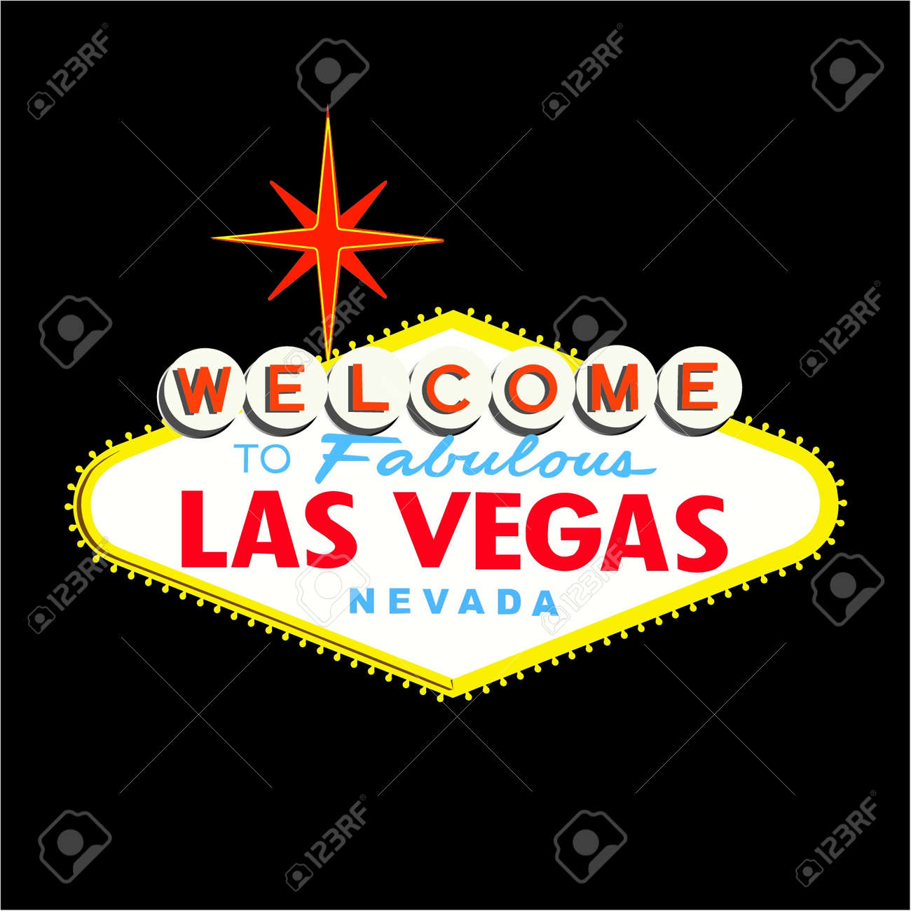 6,036 Las Vegas Cliparts, Stock Vector And Royalty Free Las Vegas ...