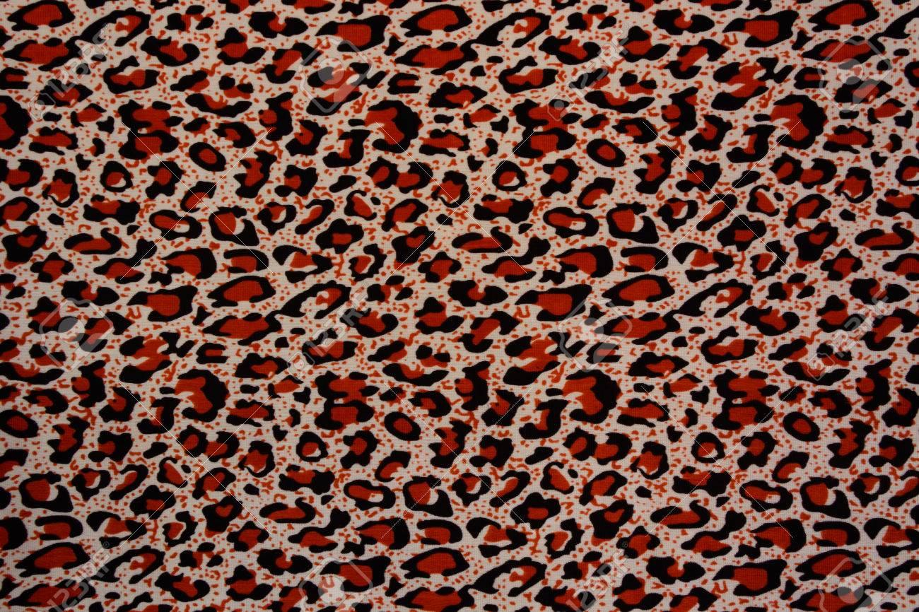 Leopard Pattern Spotted