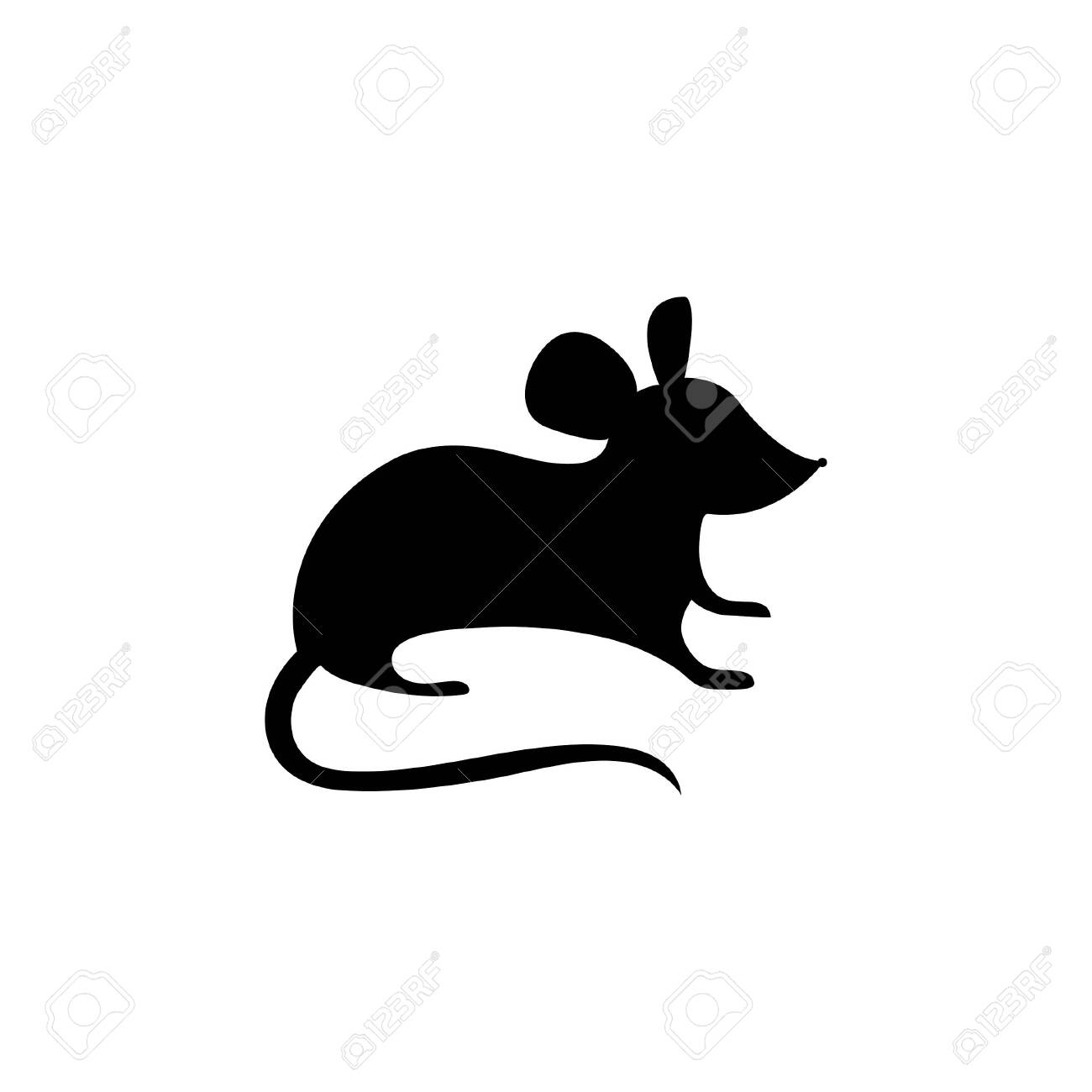 mouse vector icon - 140456551