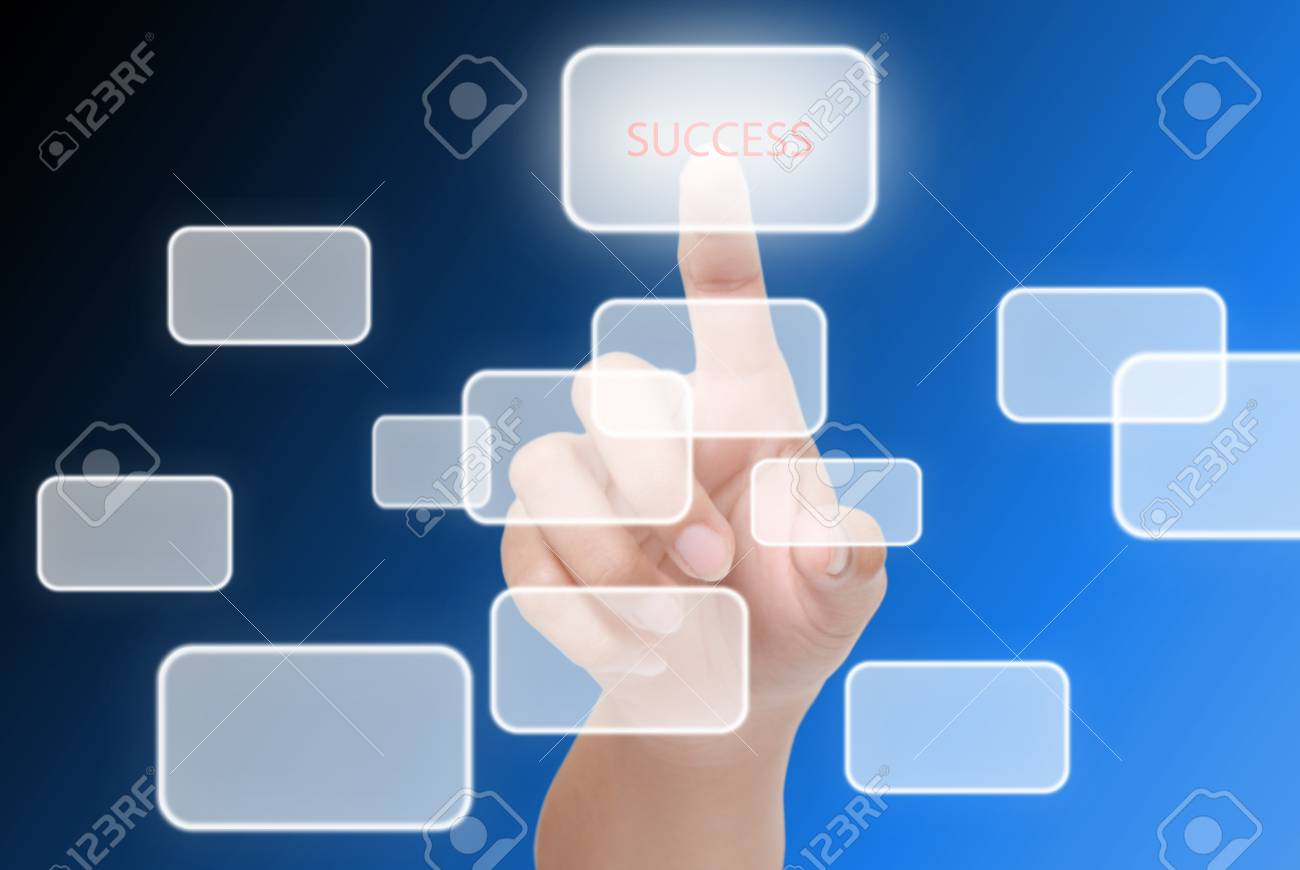 Suscess of Business Planning Stock Photo - 14289869