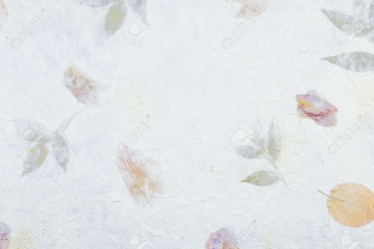 Mulberry paper background Stock Photo - 16110648
