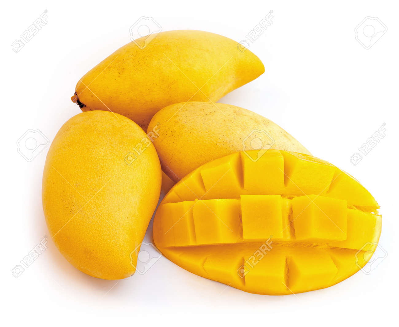 Yellow Mango Pictures