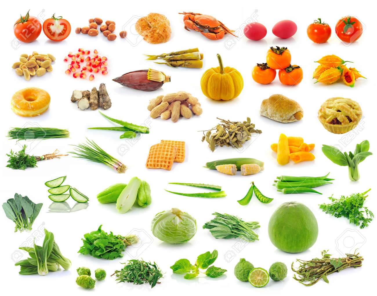 collection of food Stock Photo - 15467228