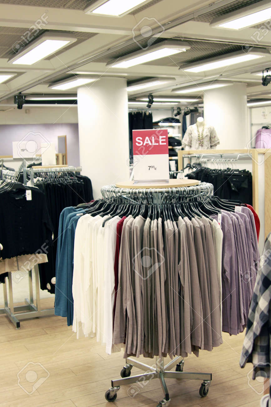 department store clothing racks - Clothes Rail For Sale
