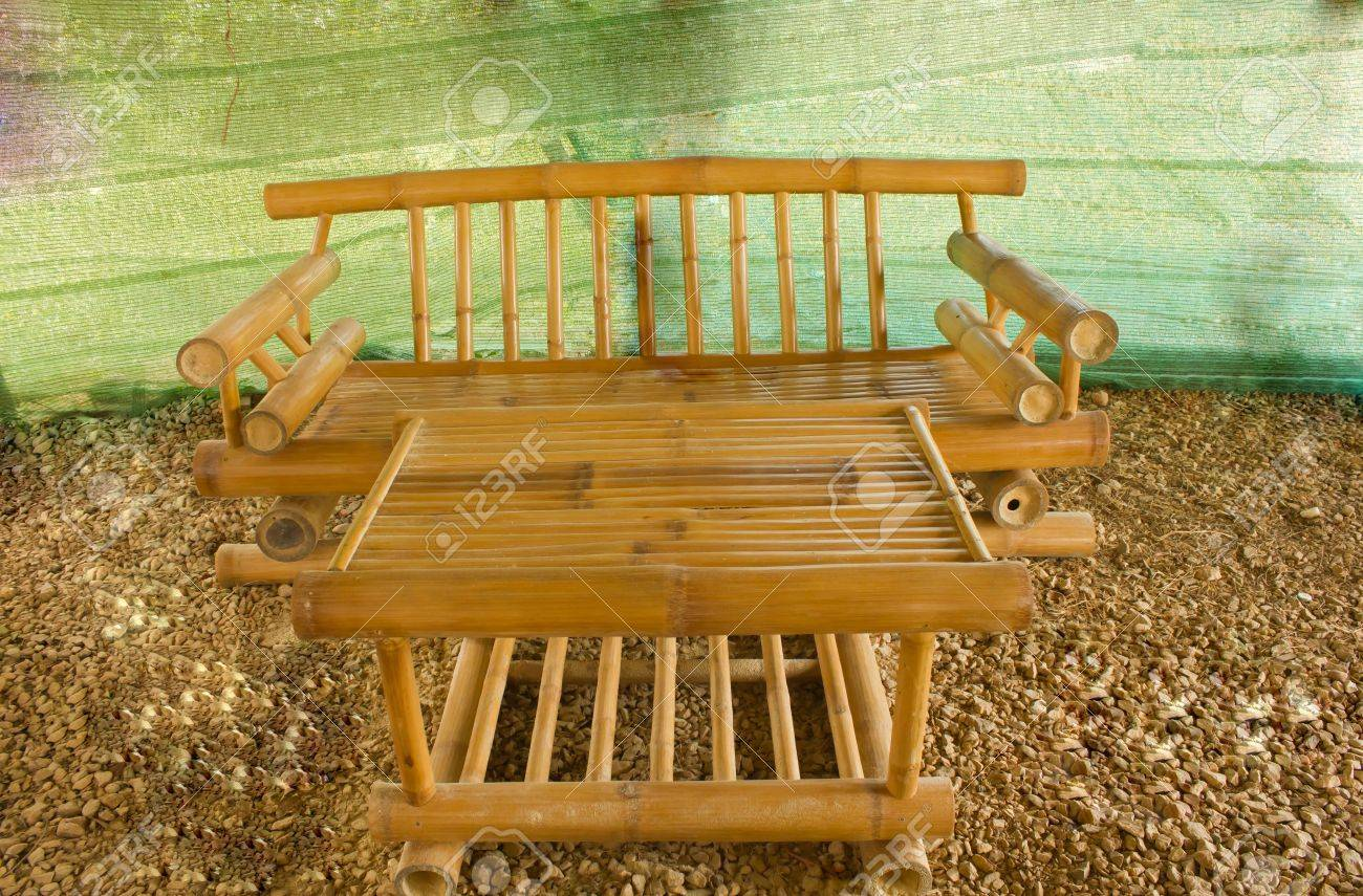 Furniture Made From Bamboo With Furniture Made Of Bamboo Stock Photo 14568113 Made Of Bamboo Photo Picture And Royalty Free Image