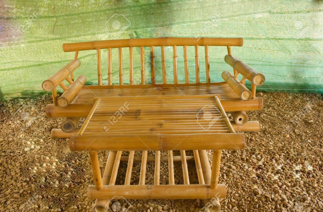 Mobili In Bambu.Mobili Di Bambu