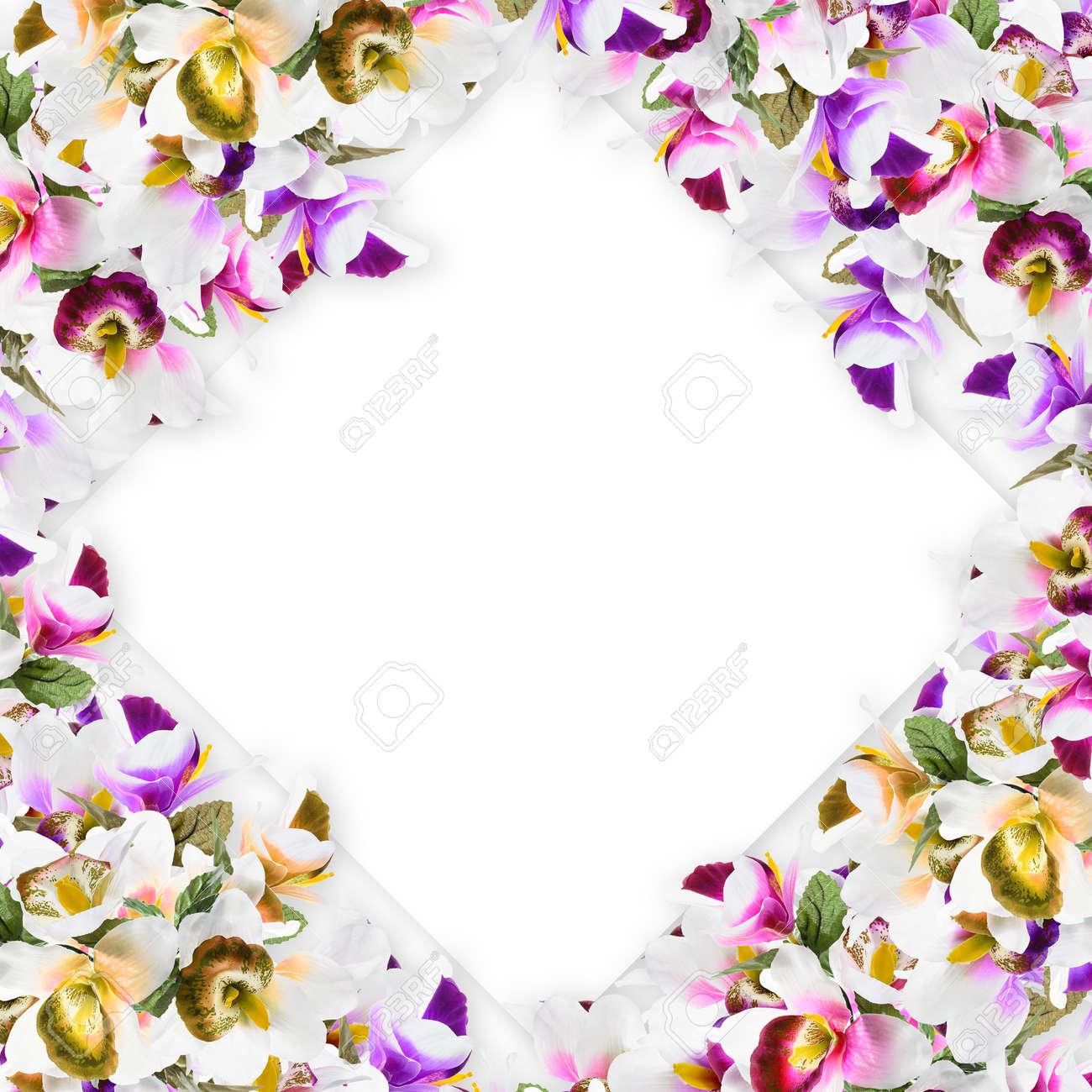 Vintage Ressort De Carte Verticale Branches En Fleurs Colorees De Lilas Fleur Orchidee Fleur Imprimer Dans Des Couleurs Douces En Tissu Banque D Images Et Photos Libres De Droits Image 59818351