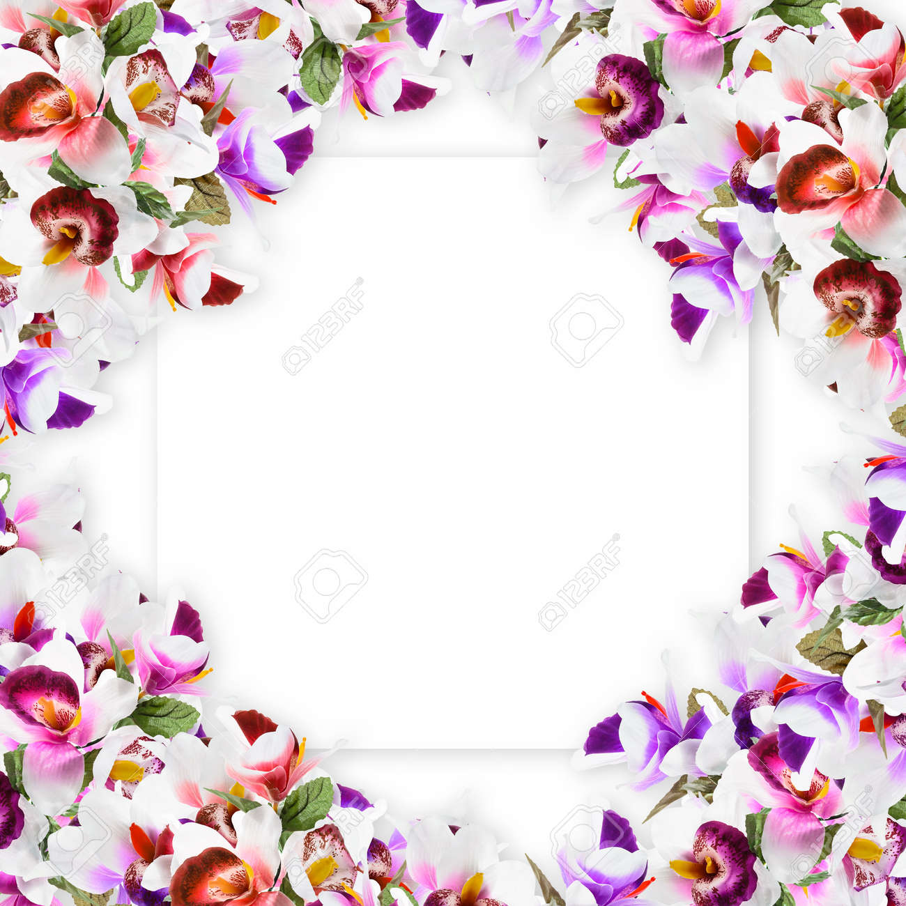 Vintage Ressort De Carte Verticale Branches En Fleurs Colorees De Lilas Fleur Orchidee Fleur Imprimer Dans Des Couleurs Douces En Tissu Banque D Images Et Photos Libres De Droits Image 59818728