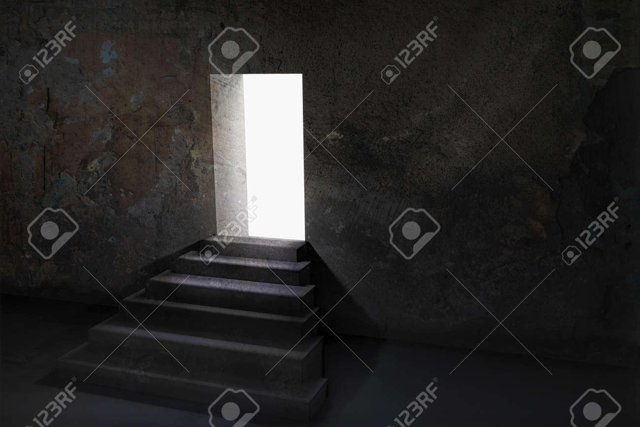Open door dark New Door Open Door And Upstairs In Dark Room With Light Outside Stock Photo 38848662 123rfcom Open Door And Upstairs In Dark Room With Light Outside Stock Photo