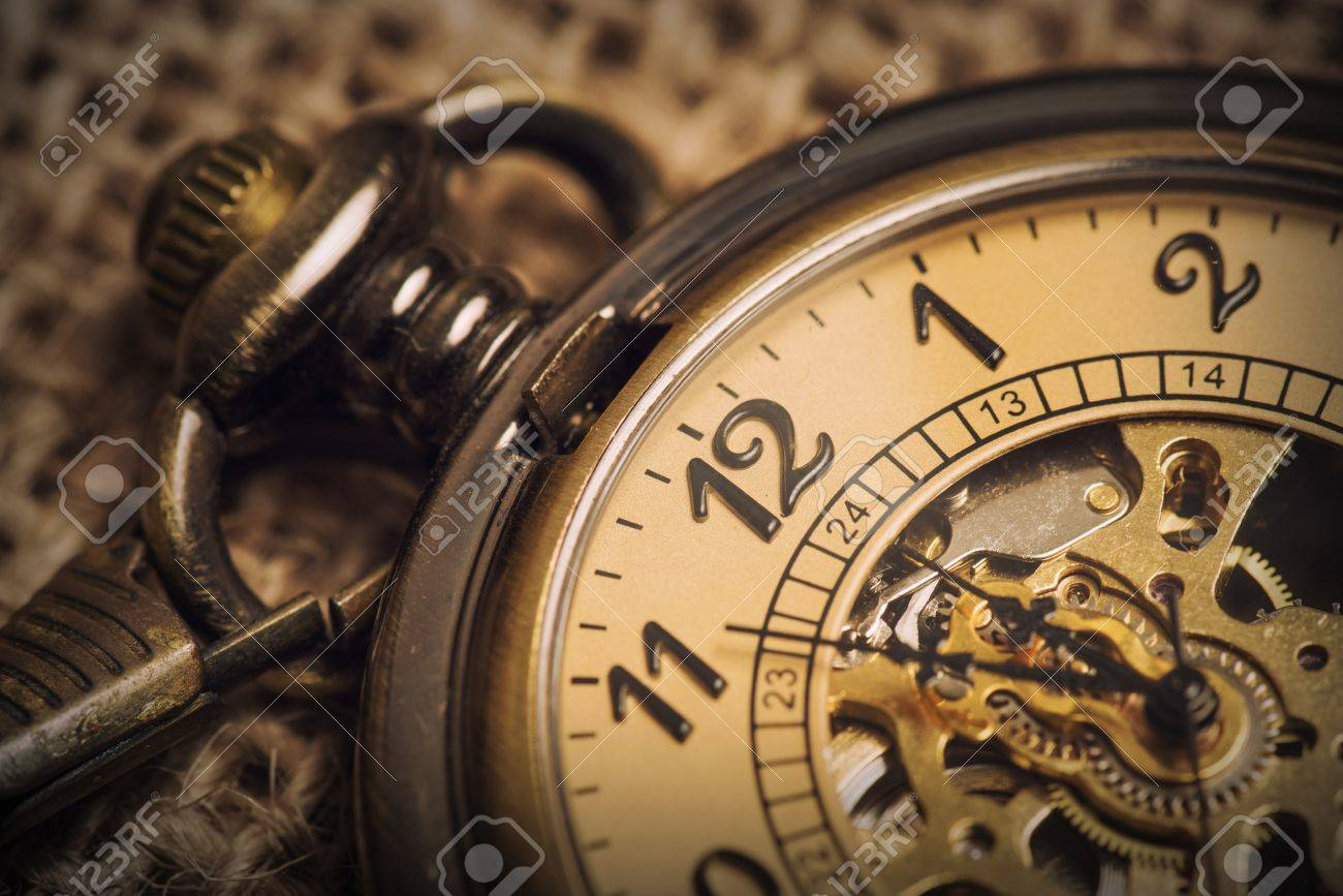 Vintage Old Pocket watch - 68790687
