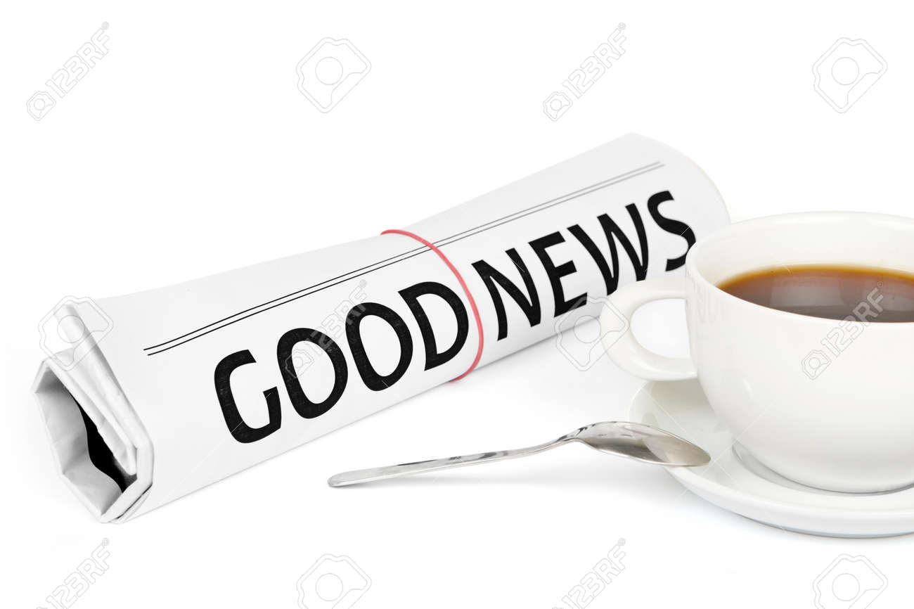 Good news message on work place - 15537107