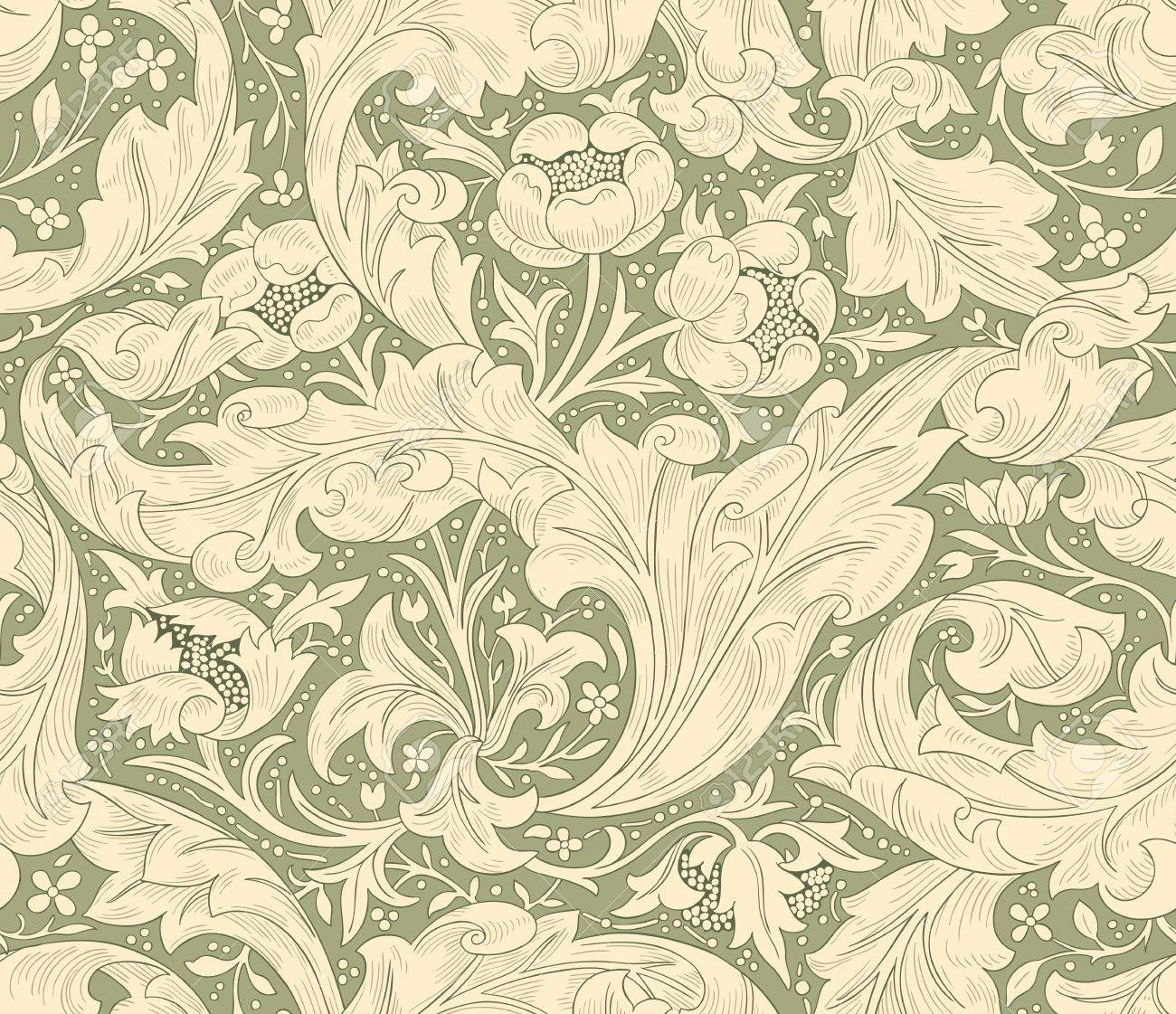 modern floral seamless pattern for your design print on paper rh 123rf com