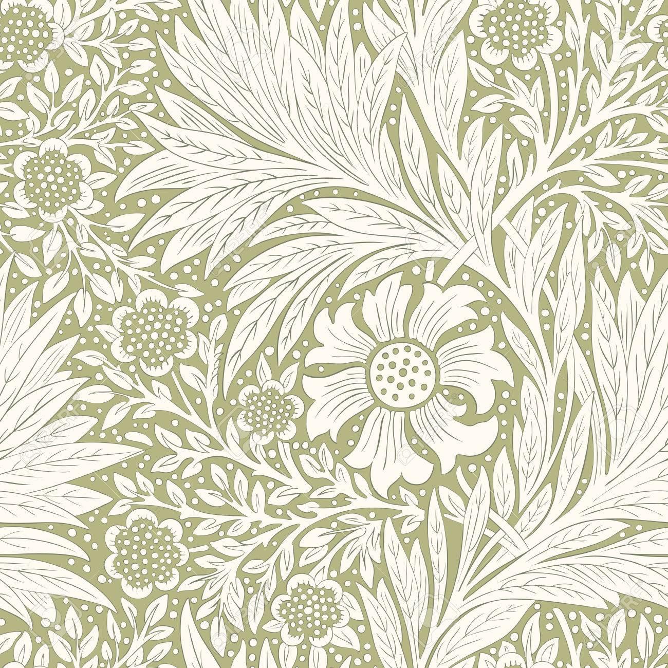 floral pattern for your design illustration modern seamless rh 123rf com
