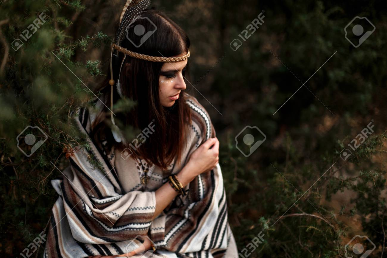 shaman woman warrior