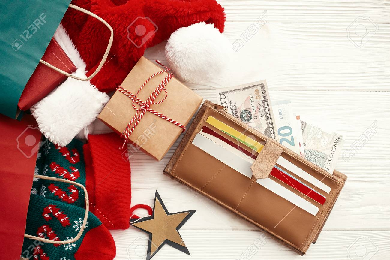 Image result for christmas and money