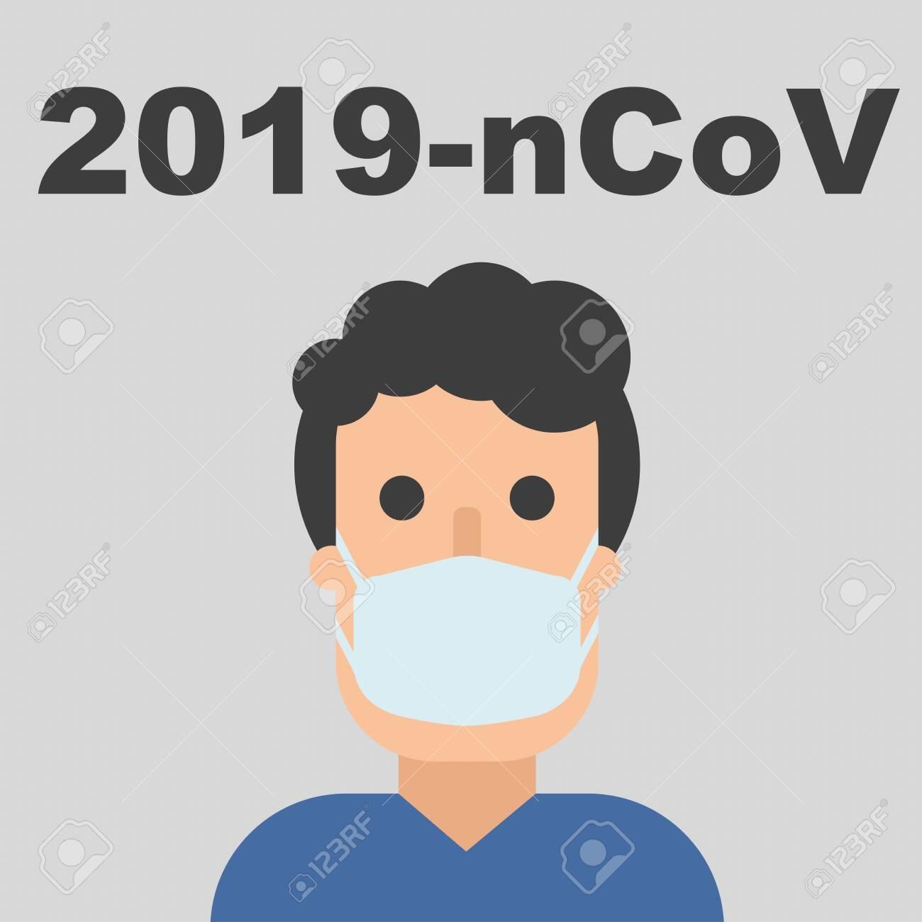 2019 virus mask