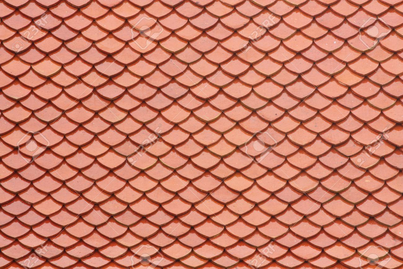 Dachziegel textur grau  Close Up Detail Von Dachziegeln Textur Lizenzfreie Fotos, Bilder ...