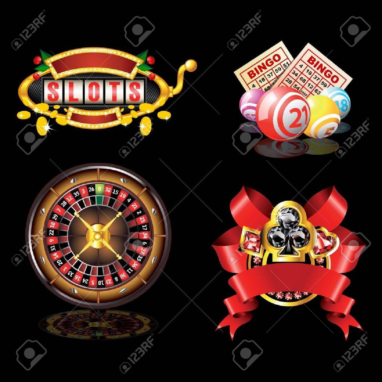 What free items can you receive from or at a Casino?