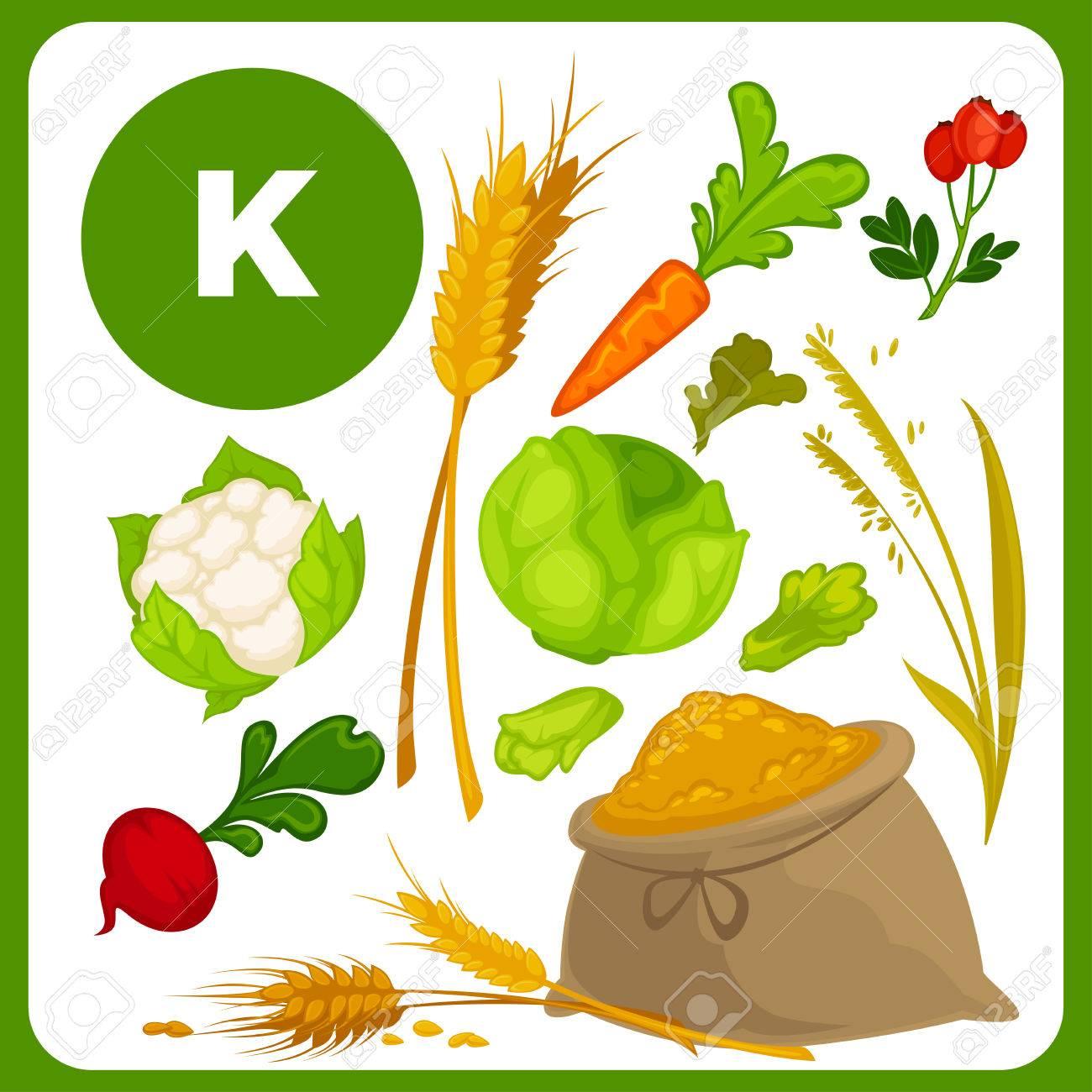 食べ物 ビタミン k