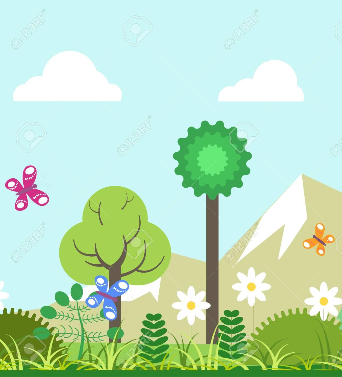 nature four