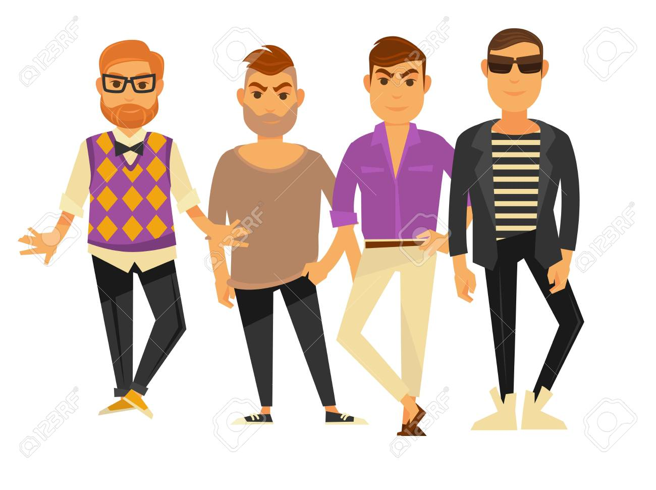 Styles clothing for men forecasting to wear for summer in 2019