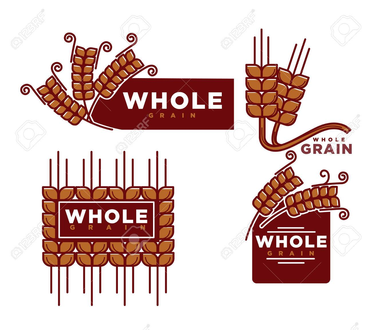 Cereals Grain Corn Wheat Barley Png Image - Outline Of Wheat Clipart  (#2569299) - PikPng