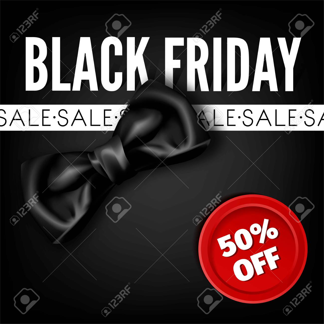 Black Friday Sale Discount Promo Offer Poster Or Advertising Royalty Free Cliparts Vectors And Stock Illustration Image 86924870