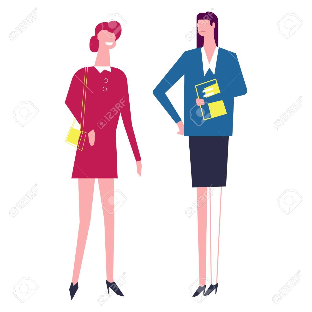 Talking Girls Stock Illustrations – 2,047 Talking Girls Stock  Illustrations, Vectors & Clipart - Dreamstime