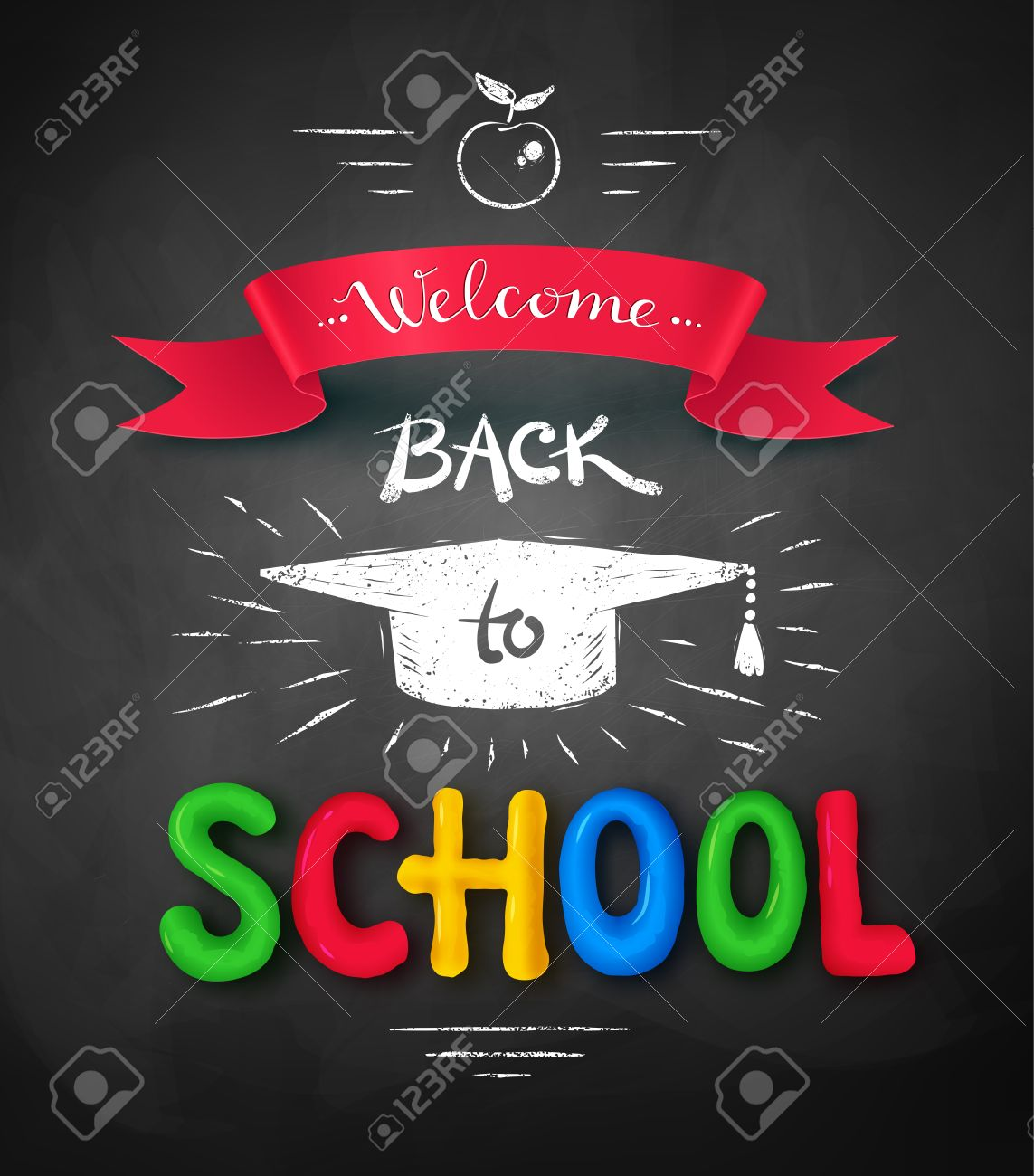 welcome welcome back to school letter