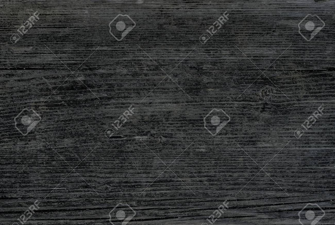 Old Faded Wooden Texture Of Weathered Black Wood Vintage Rustic Style Natural Surface