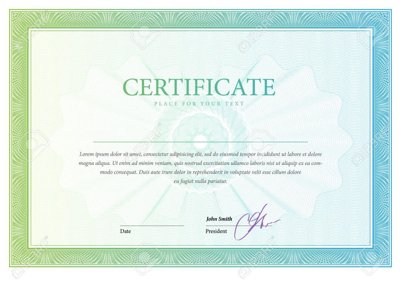 Großzügig Auszeichnung Zertifikate Vorlagen Galerie - Bilder für das ...