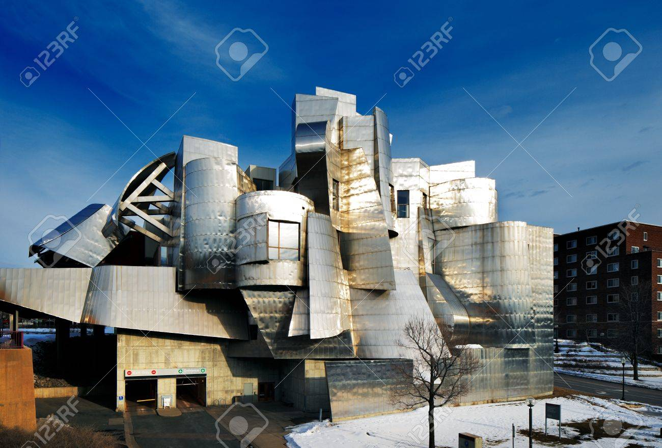 Weisman Art Museum Is Located On The University Of Minnesota - Number of art museums in usa