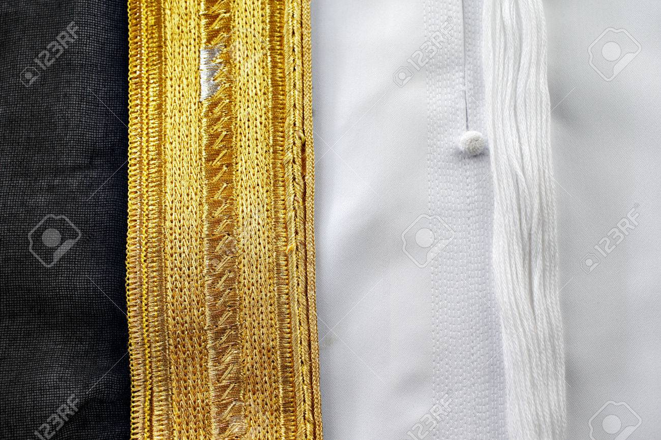 A bisht is a traditional Arabic mens cloak usually worn over