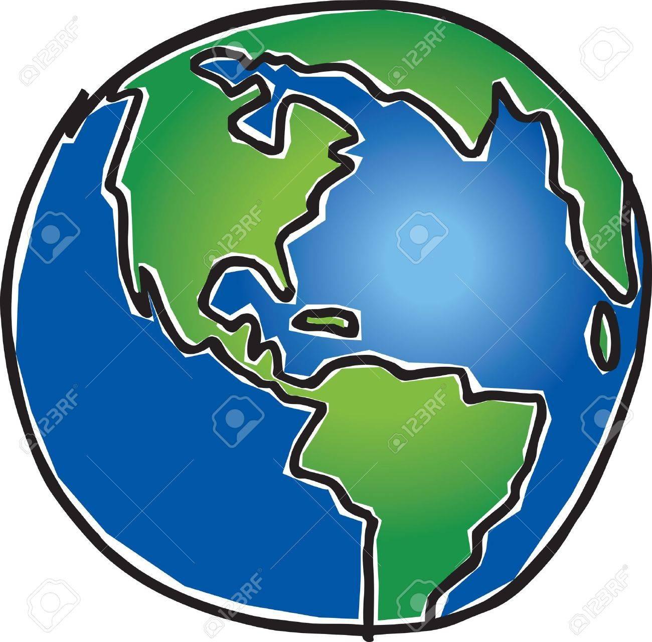 Earth Stock Vector - 9128583