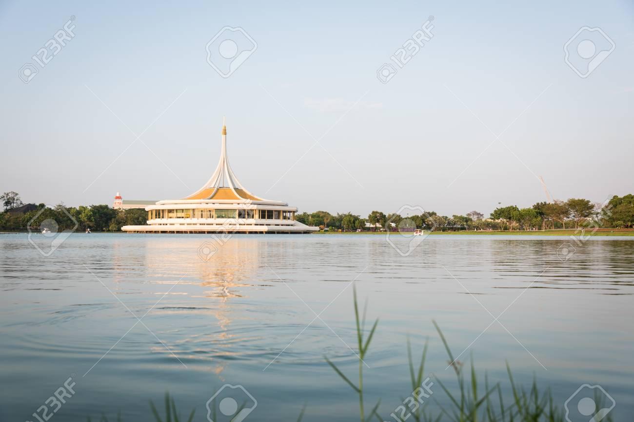 King Rama IX Royal Park - Bangkok Suan Luang King Rama IX