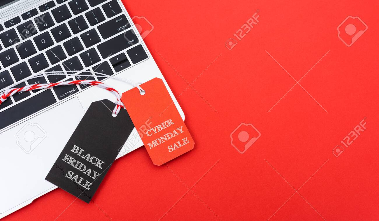 Internet Online Shopping Marketing Top View Of Workspace With Stock Photo Picture And Royalty Free Image Image 136035002